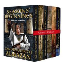 Season Avatars Complete Box Set