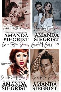 The One Taste Series Box Set: The One Taste Series Books 1-4