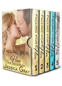 Falling For Him Series  Complete Collection, Books 1-5