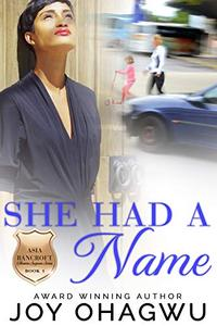 She Had A Name - A Christian Suspense