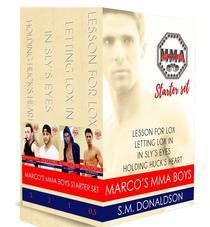 Marco's MMA Boys Starter Set