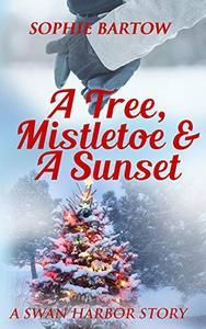 A Tree, Mistletoe & A Sunset