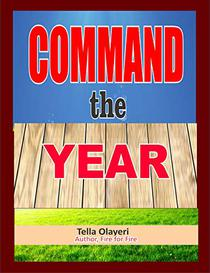 COMMAND the YEAR: 2021 prayer book