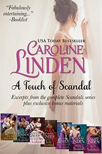 A Touch of Scandal: A Sampler of the SCANDALS series