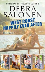West Coast Happily-Ever-After Series: Omnibus Collection Books 4-7
