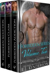 Forbidden Series: Volume Two (Books #4-6)
