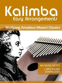 Kalimba Easy Arrangements - Wolfgang Amadeus Mozart Classics