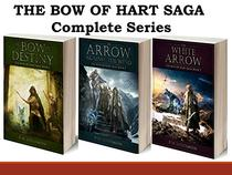 The Bow of Hart Saga: Complete Series Books 1-3