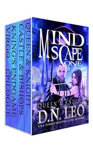 Mindscape Trilogy Compete Series: Queen & Knight, Castle & Bishops, King's Endgame plus Virgo