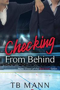 Checking From Behind: A sharing love hockey romance series