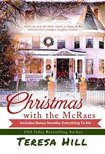 Christmas with the McRaes (Books 1-3): Small-town, second-chance holiday romances
