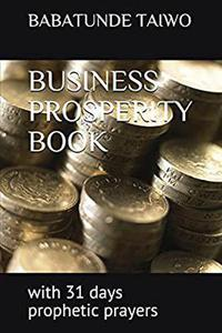 BUSINESS PROSPERITY BOOK