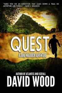 Quest- A Dane Maddock Adventure