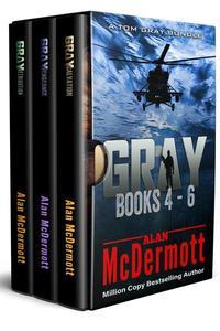 Tom Gray Box Set Books 4 to 6