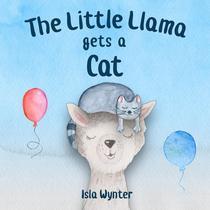 The Little Llama Gets a Cat