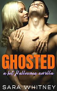 Ghosted: A Hot Halloween Novella
