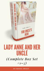 Lady Anne and Her Uncle (Complete Box Set #1~5)