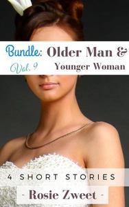 Bundle: Older Man & Younger Woman Vol. 9 (4 short stories)