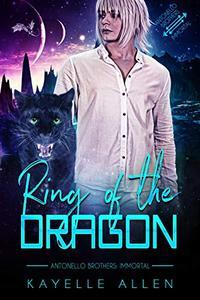 Ring of the Dragon: An Immortal Science Fiction Romance Saga