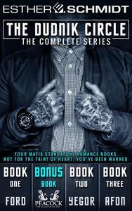 The Complete Dudnik Circle Series (Mafia Romance 4-Book Box Set)
