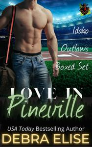 Idaho Outlaws Boxed Set (Books 1-3)