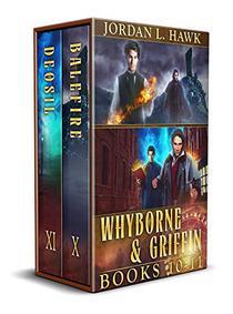 Whyborne & Griffin, Books 10-11: Balefire and Deosil