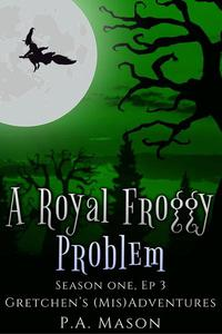 A Royal Froggy Problem