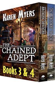 The Chained Adept Bundle (Books 3-4): A Lost Wizard's Tale