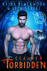 Claimed in Forbidden: A Wolf Shifter Romance