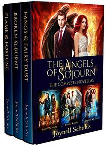 The Angels of Sojourn Novella Collection: A Paranormal Fantasy Series