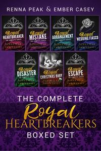 The Complete Royal Heartbreakers Boxed Set