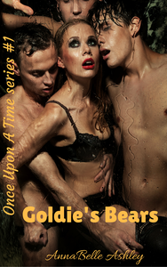 Once Upon A Time series Book 1 Goldie's Bears