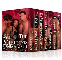 The Visitor Comes for Good: A Friendly MMF Ménage Tale (MMF bisexual menage)