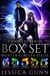 Hunter Circles Series Complete Boxset: An Urban Fantasy Adventure