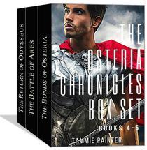 The Osteria Chronicles Box Set: Books 4 - 6