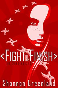 Fight To The Finish: A Teen Spy Thriller