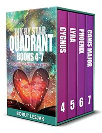 Quadrant (The Ink by Star Series, Books 4-7): Quotes to Inspire Self-Love