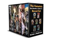 The Complete Dan Shamble, Zombie P.I. Boxed Set