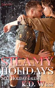 Steamy Holidays: Sexy Holiday Tales