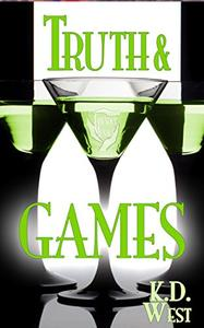 Truth & Games: A Friendly MMF Ménage Tale (FMM best-friends bisexual threesome)