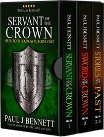 Heir to the Crown Box Set 1: Books: 1, 2, & 2.5