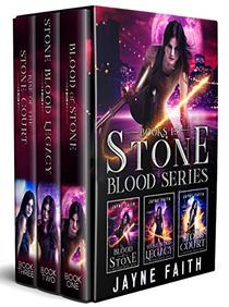 Stone Blood Series Books 1 - 3 Box Set