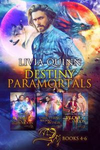Destiny Paramortals (Books 4-6)