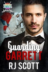 Guarding Garrett: A Hockey Allies Bachelor Bid MM Romance