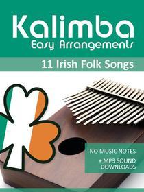 Kalimba Easy Arrangements - Irish Folk Songs