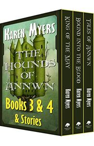 The Hounds of Annwn Bundle (Books 3-5): A Virginian in Elfland