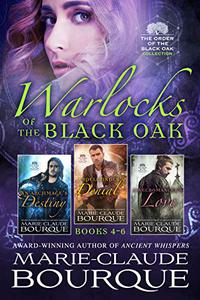 Warlocks of the Black Oak: Books 4-6