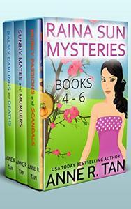 Raina Sun Mystery Boxed Set Vol 2 (Books 4-6): A Chinese Cozy Mystery