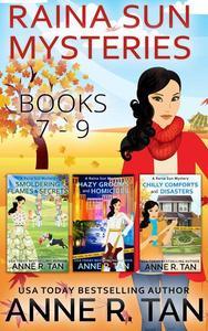 Raina Sun Mystery Boxed Set Vol 3 (Books 7 -9)