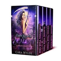 Grim Reaper Academy: Complete Collection